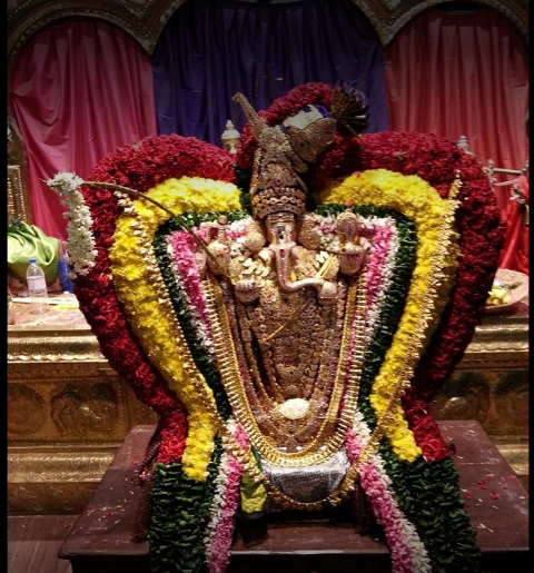 Manakula Vinayagar Temple - History, Pooja, Timings, Dress Code, Images