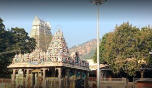 arunachalam temple accommodation